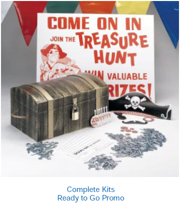 treasure chest promotions